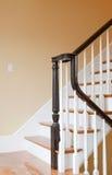 Diríjase las escaleras interiores Imágenes de archivo libres de regalías