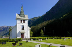 Dirdal Kirke 007 Fotos de archivo