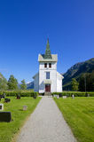 Dirdal Kirke 004 Photo stock