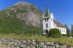 Dirdal Kirke 014 Royaltyfri Foto