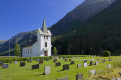 Dirdal Kirke 010 Royalty Free Stock Photography