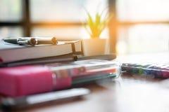 Dirección de enseñanza de la educación que aconseja consejo fotos de archivo libres de regalías