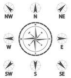 Dirección de viento Fotografía de archivo libre de regalías