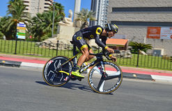 Direct Energie Rider Royalty Free Stock Photos