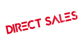 Direct Sales rubber stamp Stock Photography