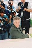 Directeur canadien David Cronenberg Photographie stock libre de droits