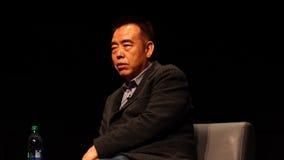 Directeur Chen Kaige Stock Afbeeldingen