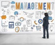 Directeur Controlling Leadership Concept de gestion Image libre de droits