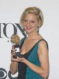 Directeur Marianne Elliott Wins in 69ste Jaarlijks Tony Awards in 2015 Stock Foto