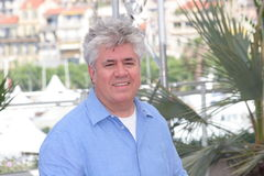 Directeur Pedro Almodovar Images stock