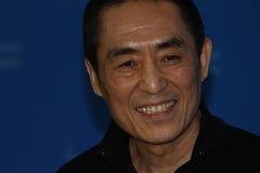 Directeur Zhang Yimou Royalty-vrije Stock Foto's