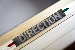 Direction Royalty Free Stock Image