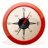 Direction compass Stock Photos