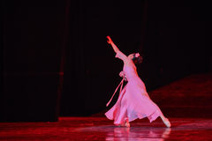 """Direction-Dance drama """"The Dream of Maritime Silk Road"""" Royalty Free Stock Images"""