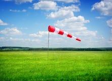 Direction du vent Photos libres de droits