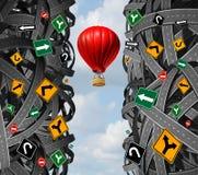 Direction innovatrice illustration de vecteur