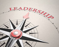 Direction of Leadership Royalty Free Stock Image