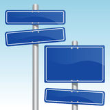 Direction Signs Stock Photography