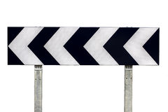 Direction traffic sign Royalty Free Stock Photo