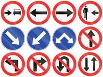 Directions au Chili illustration libre de droits
