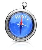 Directions sur l'argent illustration de vecteur