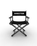 Director�s chair Stock Image