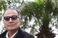Director Abbas Kiarostami Stock Images