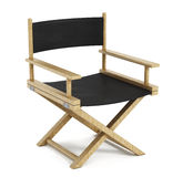 Director chair Stock Image