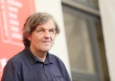 Director Emir Kusturica attends `El Pepe, A Supreme Life Royalty Free Stock Images