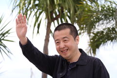 Director Jia Zhangke Royalty Free Stock Image