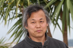 Director Kim Ki-Duk Stock Photos
