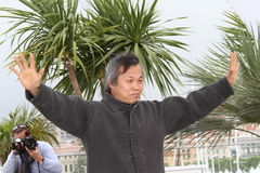 Director Kim Ki-Duk Royalty Free Stock Photo
