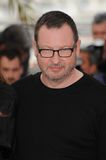 """Lars Von Trier. Director Lars Von Trier at the photocall for his movie """"Melancholia"""" in competition at the 64th Festival de Cannes. May 18, 2011  Cannes, France Royalty Free Stock Photo"""