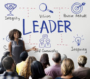 Director Manager Concept de Authority Boss Coach del líder Foto de archivo libre de regalías