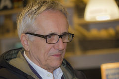 Director marco bellocchio portrait Royalty Free Stock Image