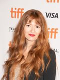 Marielle Heller, Director, at premiere of Can you ever forgive me at TIFF2018 Royalty Free Stock Images