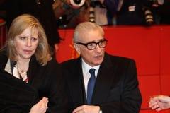 Director Martin Scorsese Stock Photos