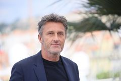 Director Pawel Pawlikowski attends the photocall royalty free stock photo