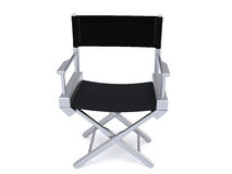 Director's Chair Royalty Free Stock Photo