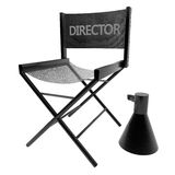 Director's chair Stock Photography