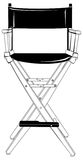 Director's Chair2 Royalty Free Stock Photo
