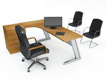 Director's office Royalty Free Stock Photos