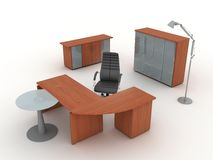Directors workplace Royalty Free Stock Photo