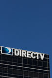 DirecTV Corporate Headquarters and Sign Royalty Free Stock Images