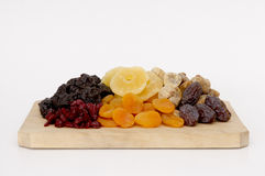 Dried Fruits. Royalty Free Stock Images