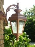 Direita 015 do dispositivo elétrico de iluminação Fotografia de Stock Royalty Free
