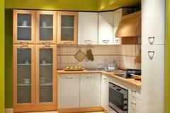 Direita da cozinha Fotos de Stock