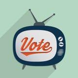 Direitos de voto Ilustração Royalty Free