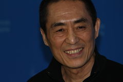 direktöryimou zhang Royaltyfria Foton