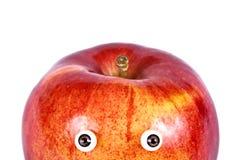 direkt look s för äpple Arkivfoton
